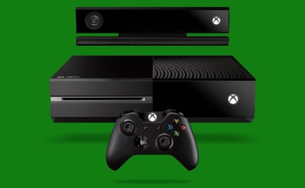 Xbox One with new Kinect and new controller